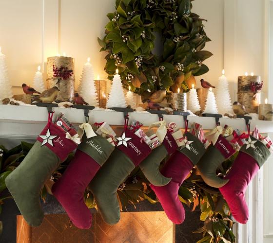 cristmas-fireplace